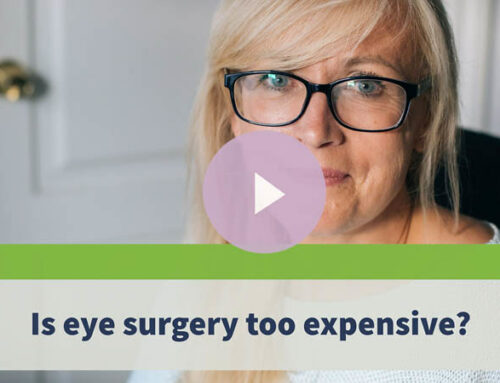 Is eye surgery too expensive?