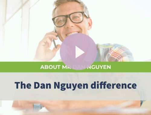 The Nguyen Vision difference