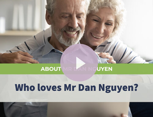 Who loves Mr Dan Nguyen?